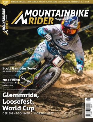 Mountainbike Rider Magazine 09/2019