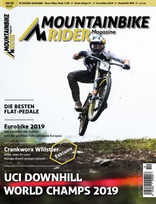 Mountainbike Rider Magazine 10/2019