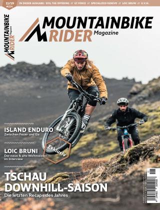 Mountainbike Rider Magazine 11/2019