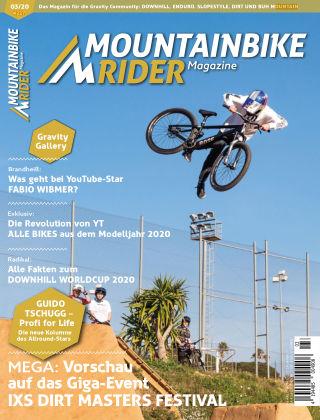 Mountainbike Rider Magazine 20/03