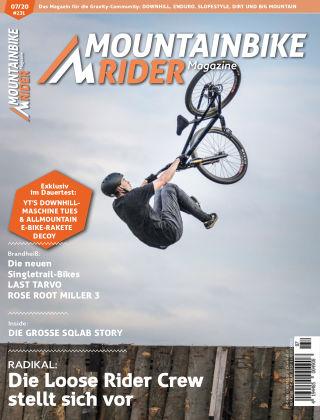 Mountainbike Rider Magazine 20/07