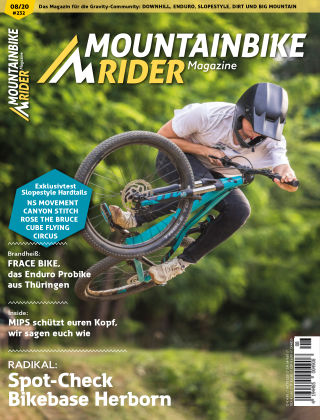 Mountainbike Rider Magazine 20/08