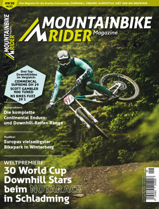 Mountainbike Rider Magazine 20/09