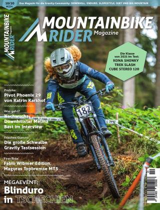 Mountainbike Rider Magazine 20/10