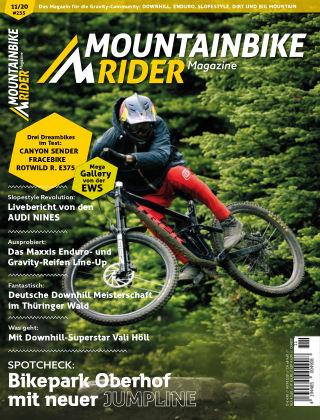 Mountainbike Rider Magazine 20/11