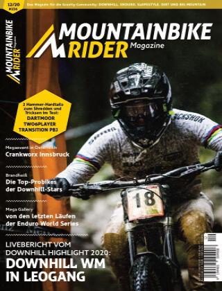 Mountainbike Rider Magazine 20/12