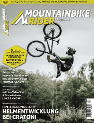 Mountainbike Rider Magazine 21/02