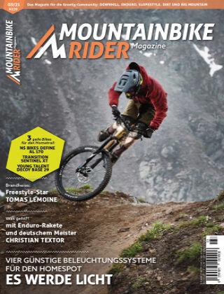 Mountainbike Rider Magazine 03/2021