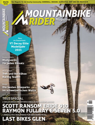 Mountainbike Rider Magazine 21/04