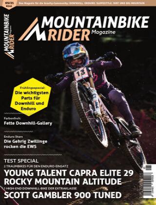 Mountainbike Rider Magazine 21/05