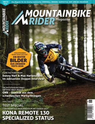 Mountainbike Rider Magazine 21/06