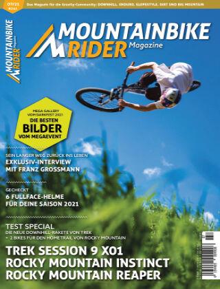 Mountainbike Rider Magazine 21/07