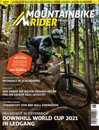 Mountainbike Rider Magazine 21/08