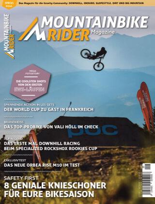 Mountainbike Rider Magazine 21/09