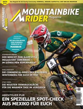 Mountainbike Rider Magazine 21/10