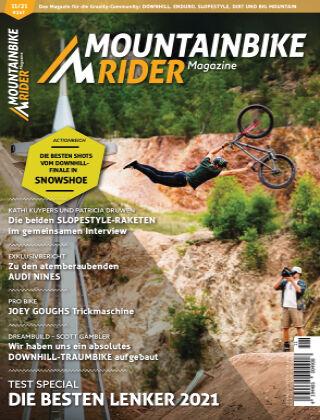 Mountainbike Rider Magazine 21/11