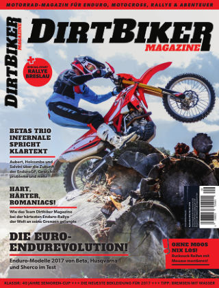 Dirtbiker Magazine 17