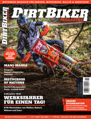 Dirtbiker Magazine 19