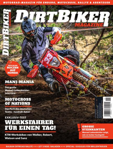 Dirtbiker Magazine October 20, 2016 00:00