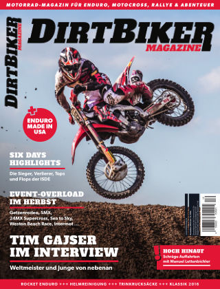 Dirtbiker Magazine 20