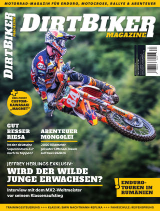 Dirtbiker Magazine 22