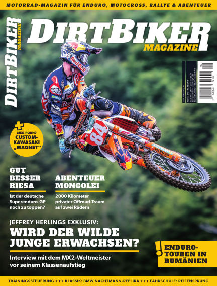 Dirtbiker Magazine January 26, 2017 00:00