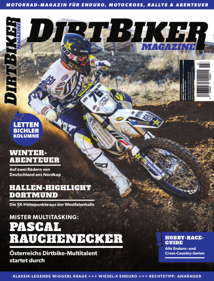 Dirtbiker Magazine February 23, 2017 00:00