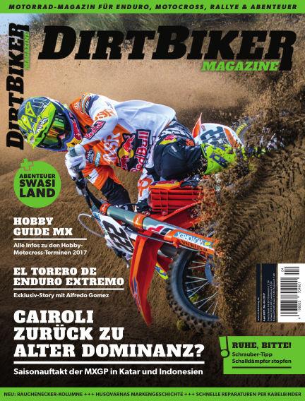 Dirtbiker Magazine March 23, 2017 00:00