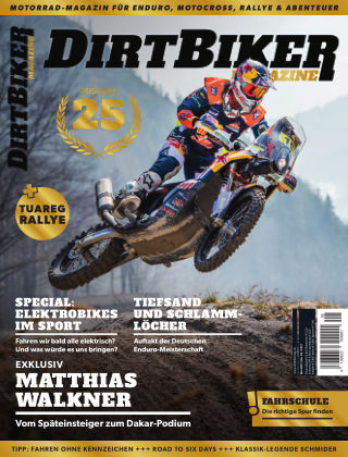 Dirtbiker Magazine 25