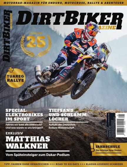 Dirtbiker Magazine April 20, 2017 00:00