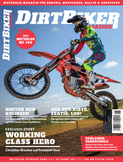 Dirtbiker Magazine May 25, 2017 00:00