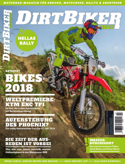 Dirtbiker Magazine June 22, 2017 00:00