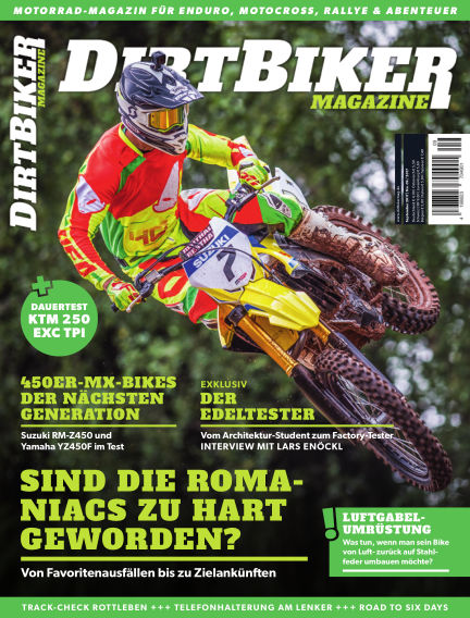 Dirtbiker Magazine