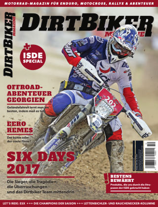 Dirtbiker Magazine 30