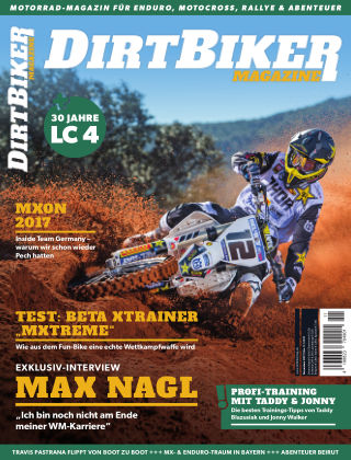 Dirtbiker Magazine 31