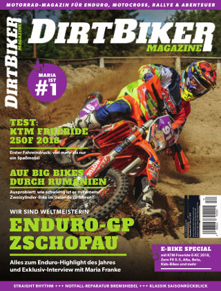 Dirtbiker Magazine 32