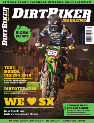 Dirtbiker Magazine 33