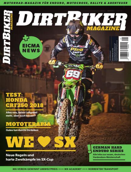 Dirtbiker Magazine December 21, 2017 00:00