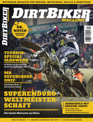 Dirtbiker Magazine 34