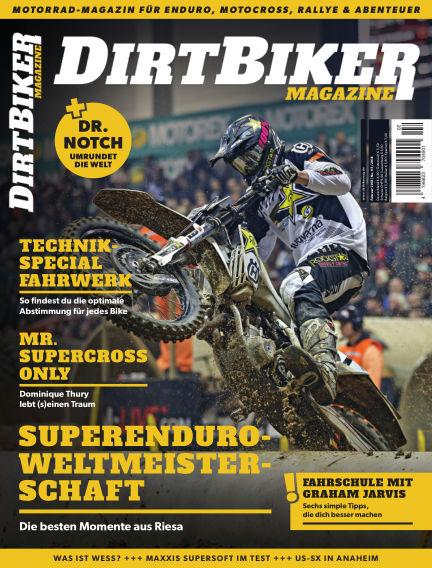 Dirtbiker Magazine January 25, 2018 00:00