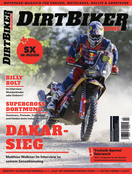 Dirtbiker Magazine February 22, 2018 00:00