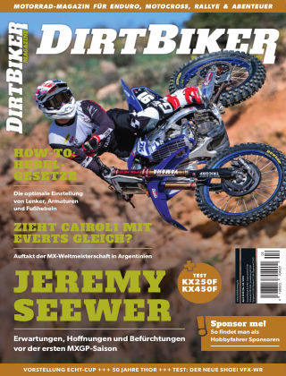Dirtbiker Magazine 36