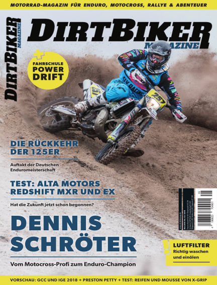 Dirtbiker Magazine April 26, 2018 00:00