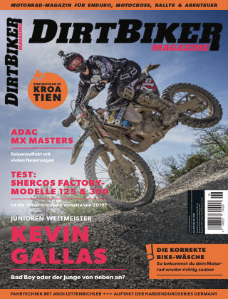 Dirtbiker Magazine 38
