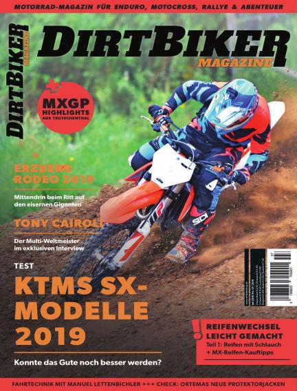 Dirtbiker Magazine June 21, 2018 00:00