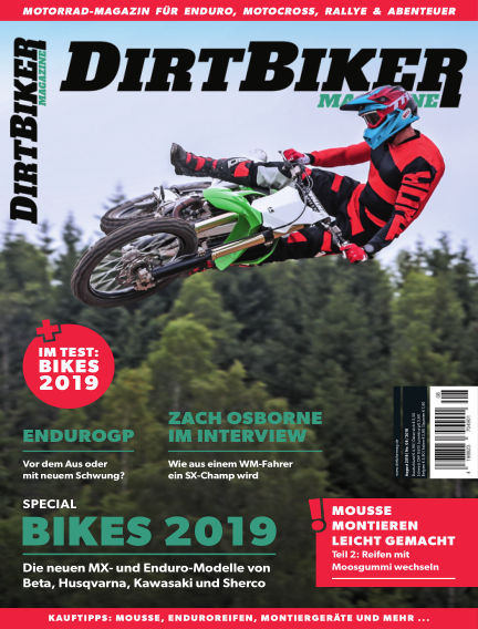 Dirtbiker Magazine July 19, 2018 00:00