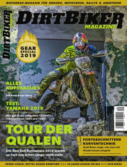 Dirtbiker Magazine August 23, 2018 00:00