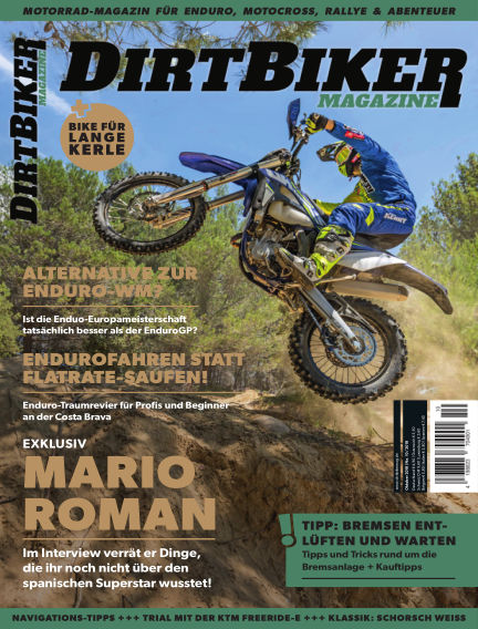 Dirtbiker Magazine September 27, 2018 00:00
