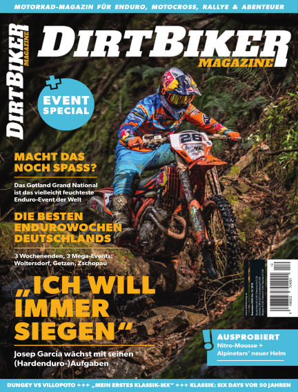 Dirtbiker Magazine November 22, 2018 00:00
