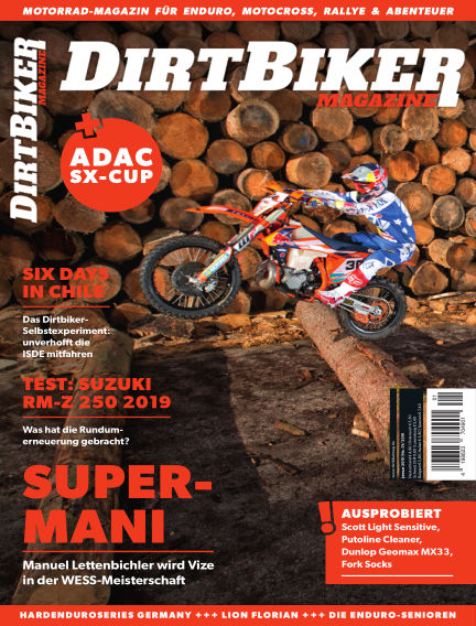 Dirtbiker Magazine December 20, 2018 00:00